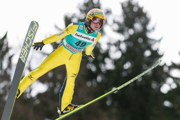 Noriaki Kasai, Japan, beim FIS Skispringen Weltcup in Engelberg / Schweiz | Fotojournalist Kassel http://blog.ks-fotografie.net/pressefotografie/fis-skispringen-engelberg-schweiz-fotografiert/