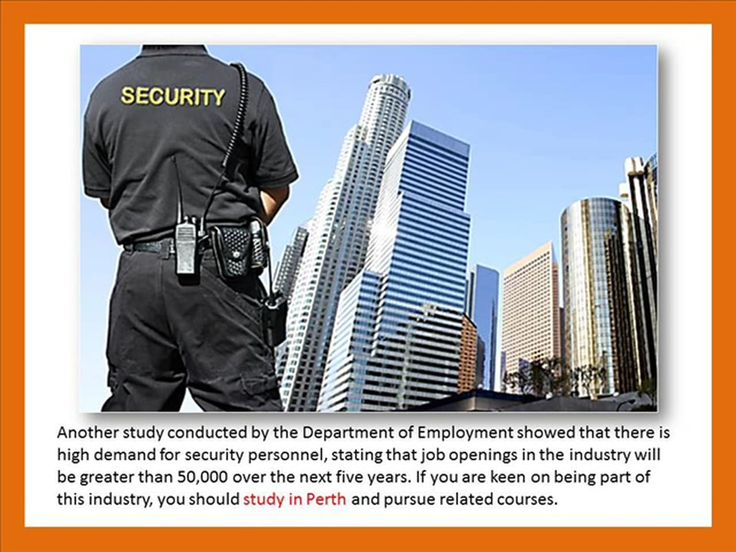 Click here - http://goo.gl/Qffc0E  Here are some interesting things you might want to know about taking security courses and what happens after you graduate.