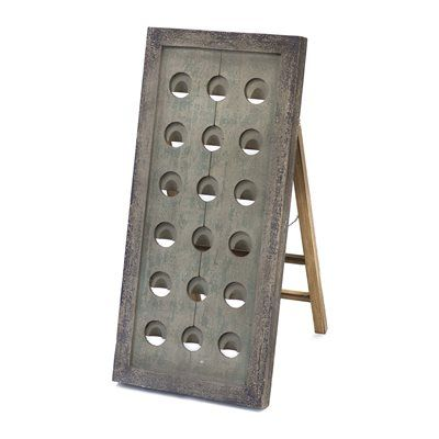 Shop Gild Design House Vin Wine Rack At Lowes Canada Find Our Selection Of Racks The Lowest Price Guaranteed With Match Off