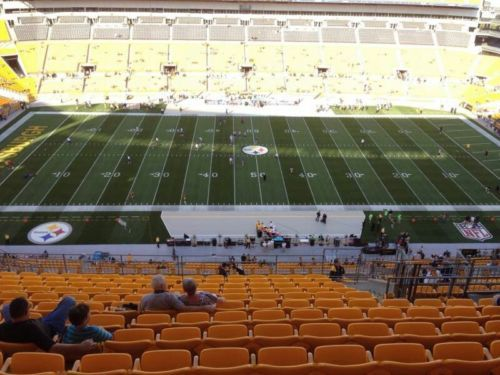 #tickets 2 Steelers vs. Jaguars Playoff Tickets Division Round- Full view of field please retweet