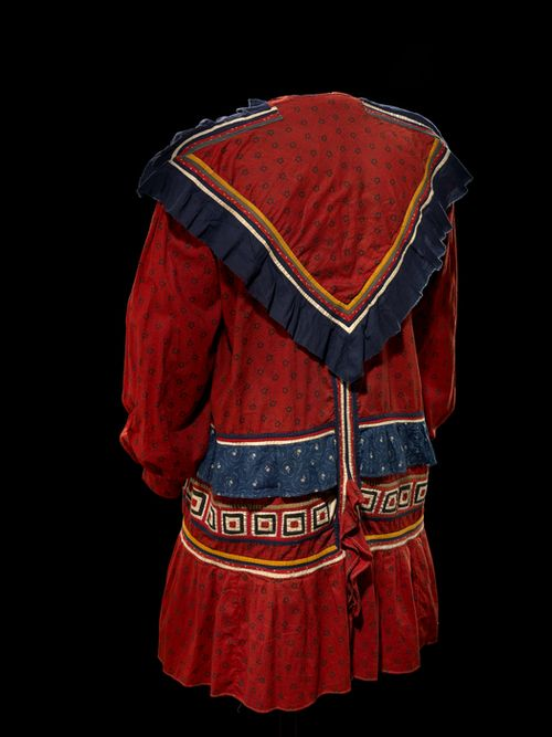 Man's Jacket    Seminole, 1900    The National Museum of the American Indian