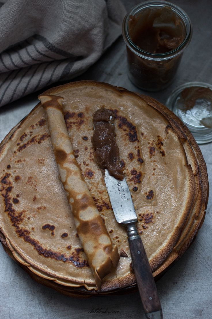 Naleśniki kasztanowe   chilitonka