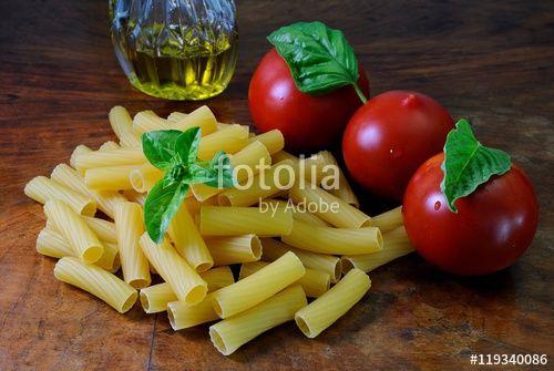 Rigatoni - Pasta italiana