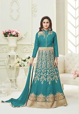 Other Womens Clothing 314: Indian Bollywood Pakistani Ethnic Suit Wedding Designer Anarkali Suit Se Us 02 -> BUY IT NOW ONLY: $60.99 on eBay!