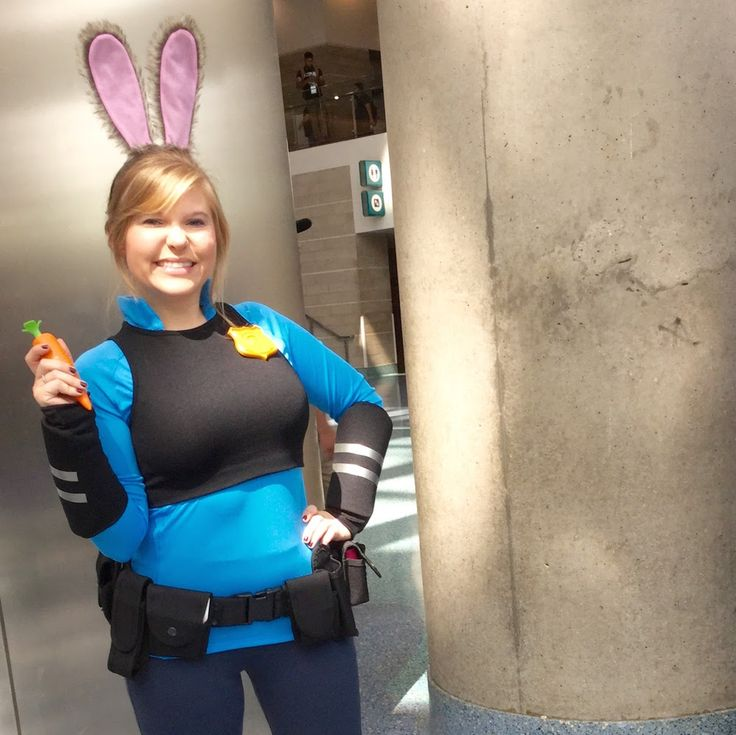 The best Disney costumes from WonderCon 2016 | Judy Hopps from Zootopia cosplay | [ https://style.disney.com/news/2016/03/29/wonderful-disney-costumes-from-wondercon-2016/ ]
