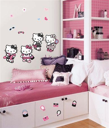 Bedroom Designs Hello Kitty best 25+ hello kitty bedroom ideas on pinterest | hello kitty bed
