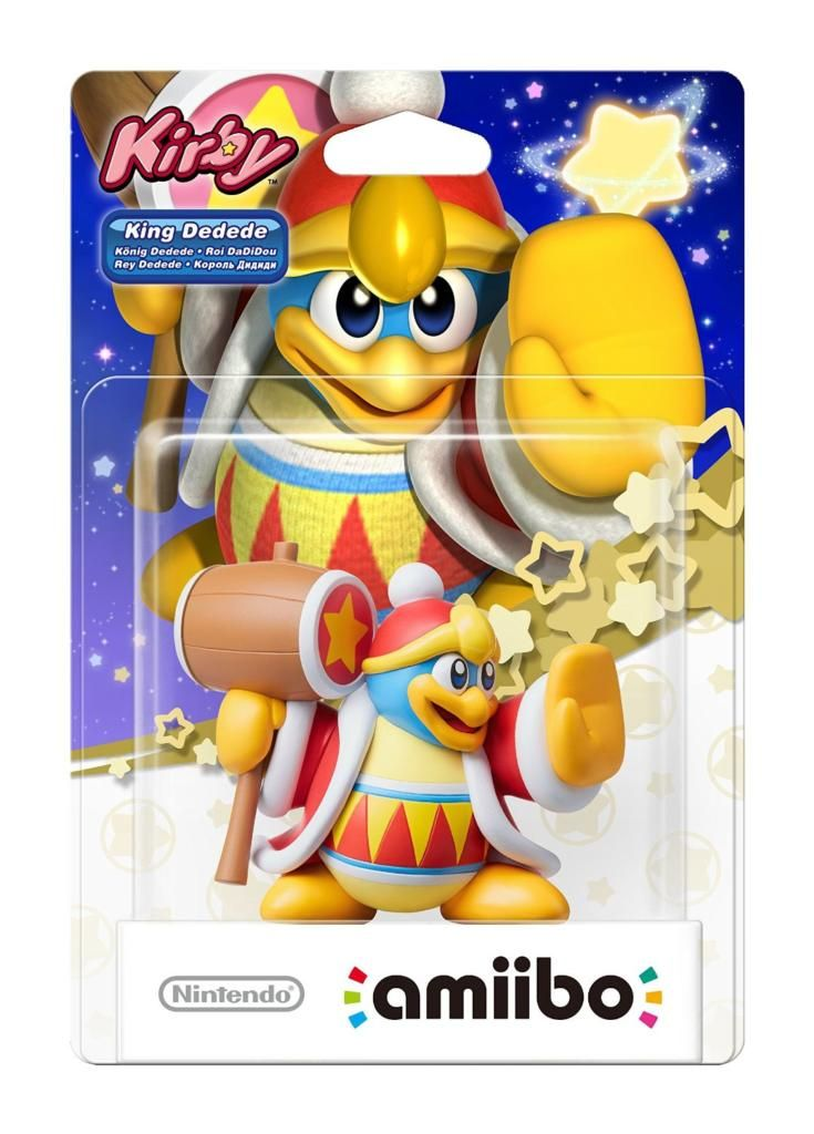 Amiibo Roi DaDiDou (Kirby collection) - WII U - Acheter vendre sur Référence Gaming