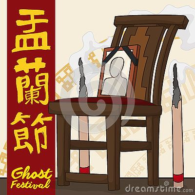 Traditions of Hungry Ghost Festival (Yu Lan Jie in traditional Chinese…