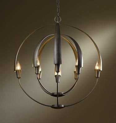 Double Cirque Chandelier : 39C5WQ | Pego Lamps