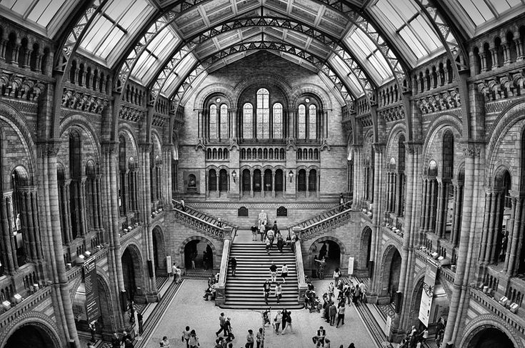 The Natural History Museum, London - via http://townfish.com. Follow us: http://twitter.com/townfish_london