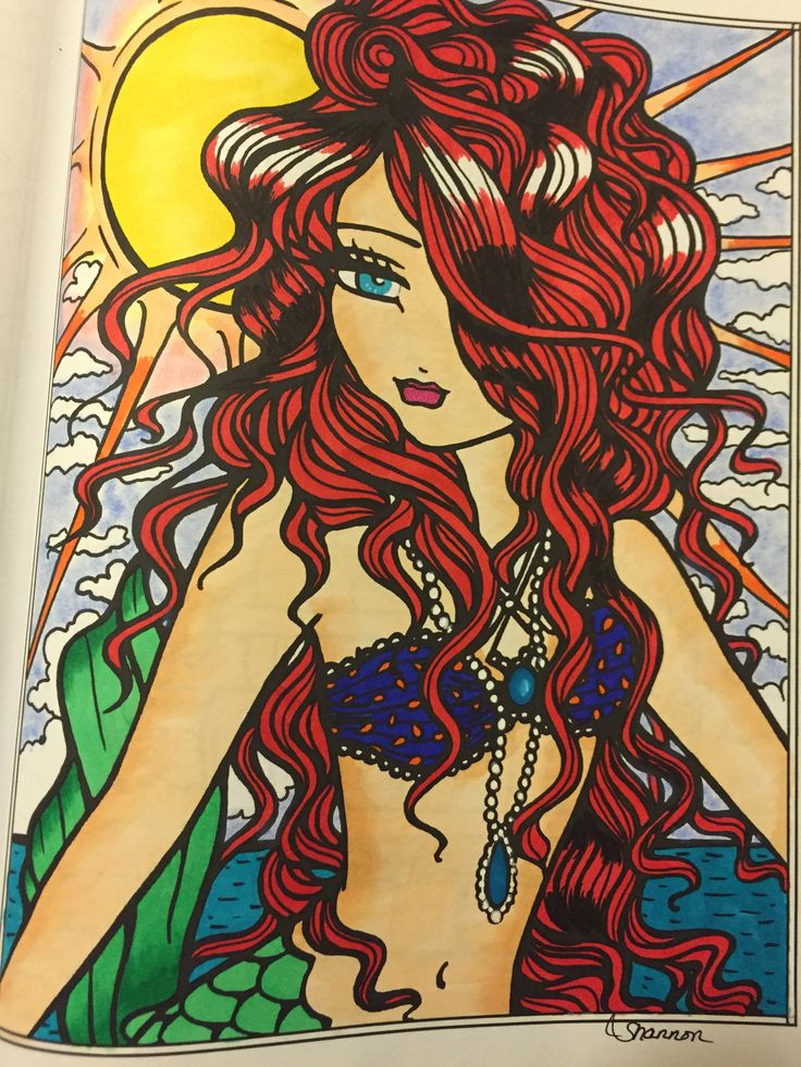 Mermaids Fairies & other girls of Whimsy