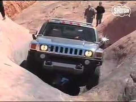 2009 HUMMER H3T at Moab Hell's Revenge - YouTube