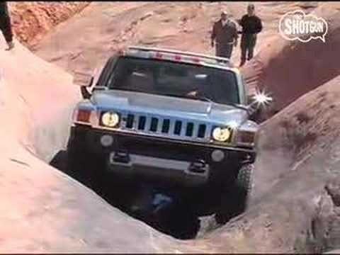 2009 HUMMER H3T at Moab Hell's Revenge - YouTube