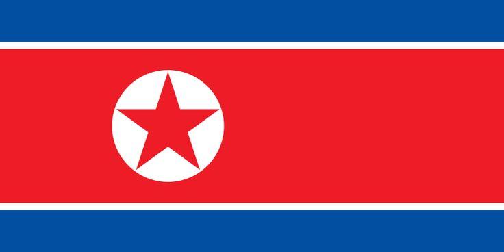 File:Flag of North Korea.svg