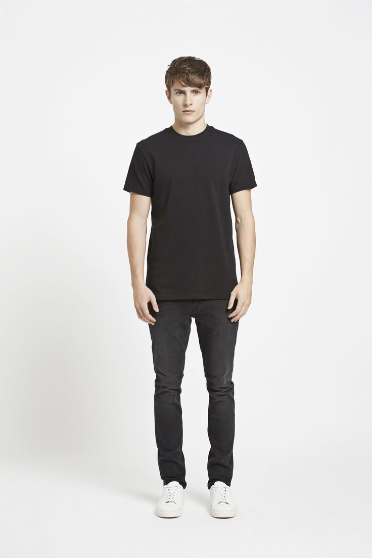 WEARECPH - Ibrahimovic t-shirt in black. From our aw16 collection.  www.wearecph.com #wearecph #aw16 #mensfashion #menswear #streetwear #mensstyle #streetstyle