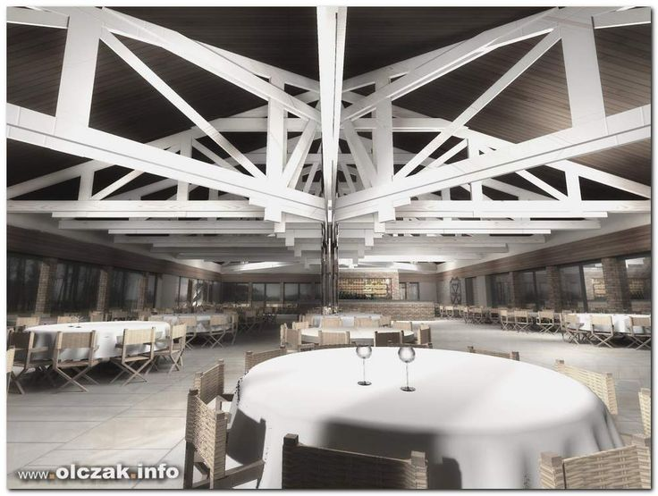 Architekt Maciej Olczak - hala wielofunkcyjna
