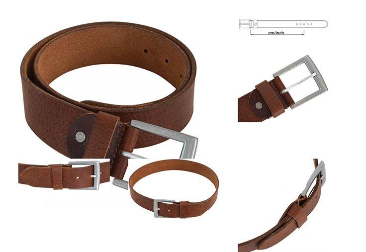 4250888122745 | #Gusti #Leder #studio #Ledergürtel #75 cm #Herrengürtel #Damengürtel #Gürtel #Jeansgürtel #Büffelleder #Leather #Belt #Echtes #Leder #Hochwertig #Klassisch #Schlicht #Elegant #Robust #Unisex #Braun 2G109-17-70