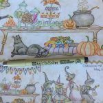 The Mystery Salem Witches Quilt