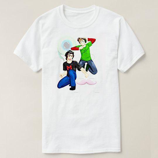 Jacksepticeye Custom Shirts