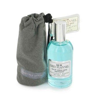 Grey Flannel 1 oz. - EDT Spray for Men by Geoffrey Beene. $9.43. Parfum Geoffrey Beene Parfum Homme Eau De Toilette Vaporisateur 30 Ml. Introduced in the year 1976, by the design house of Geoffrey Beene. Grey Flannel is a luxurious, oriental, woody fragrance with a blend of orange, lemon, bergamot, oakmoss, sandalwood and patchouli. It is recommended for daytime wear.
