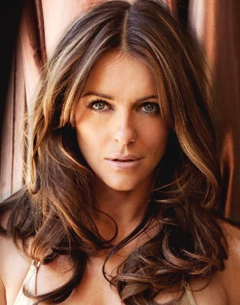 <b>Elizabeth Hurley</b> | Small Steps Project