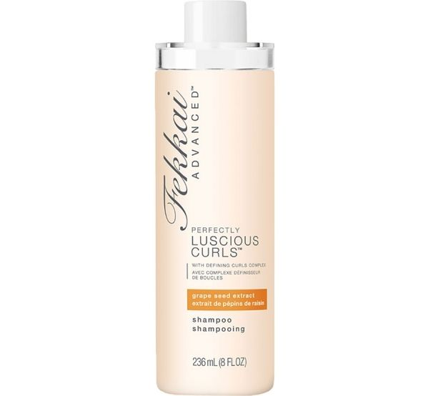 Best Natural Shampoo For Curly Frizzy Hair