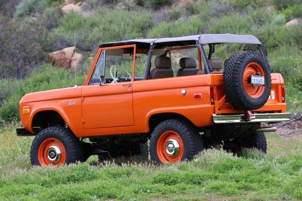 1966 Bronco With A Coyote V8 In 2021 Bronco Ford Bronco Old School