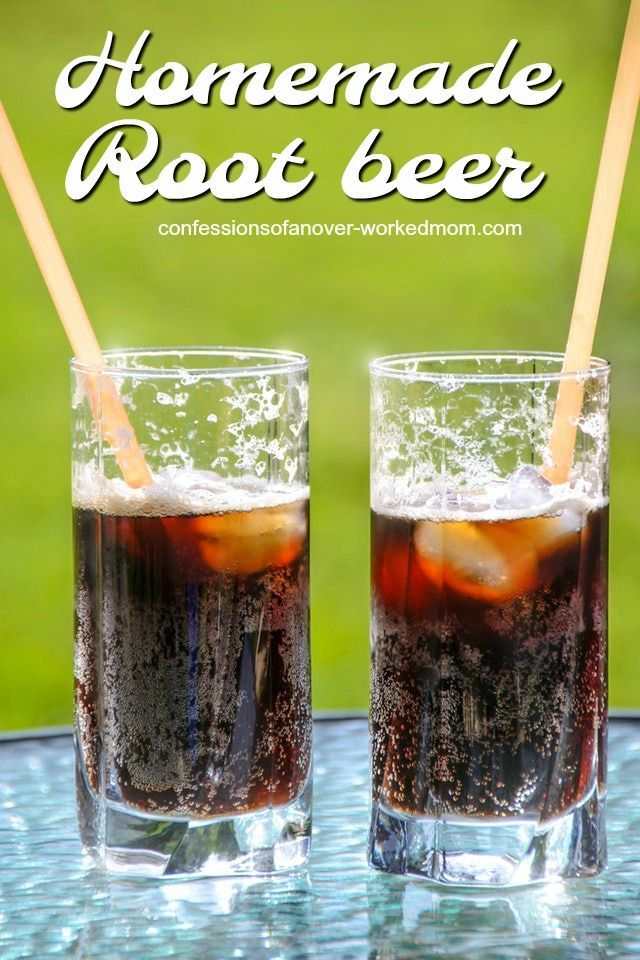 Making Root Beer At Home Easy Root Beer Recipe Recipe Diet Coke Diet Soda Diet Pop