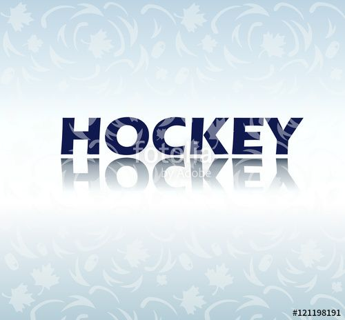 "Download the royalty-free photo ""Hockey banner, abstract. For World Cup of Hockey background. Ice Hockey vector illustration for Hockey World League poster design, wallpaper."" created by sofiartmedia at the lowest price on Fotolia.com. Browse our cheap image bank online to find the perfect stock photo for your marketing projects!"