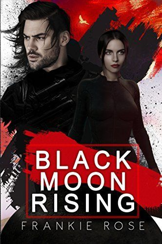 Black Moon Rising is out today! Lily is stepping out of her comfort zone to try a new genre and is loving it.