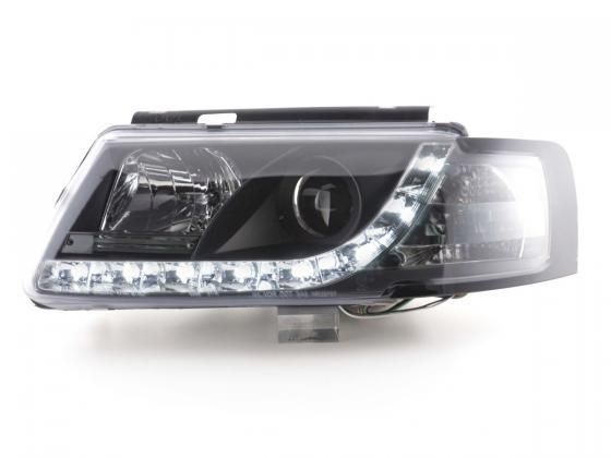 Daytime running headlights Daylight VW Passat 3B type Bj. 97-00 black We ship by DHL Paket to Europe,USA,Canada,Australia, South Africa and Mexico. Delivery takes about 3-6 days to Europe and 7-15 days for USA, Canada, Australia, South Africa and Mexico after confirmed payment by PayPal.
