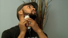How to Shave the Perfect Chin Strap Beard