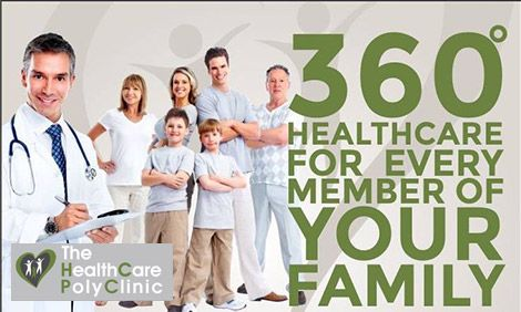 Upto 25% Discount on Healthcare Packages & Membership at The Health Care Poly Clinic, Bopal. Upto 25% Discount on #HealthcarePackages & Membership at The Health Care Poly Clinic  #Bopal #Ahmedabad #HealthCareDeals  http://www.apnazon.com/ahmedabad/healthcare-and-medical/the-health-care-poly-clinic/1367/