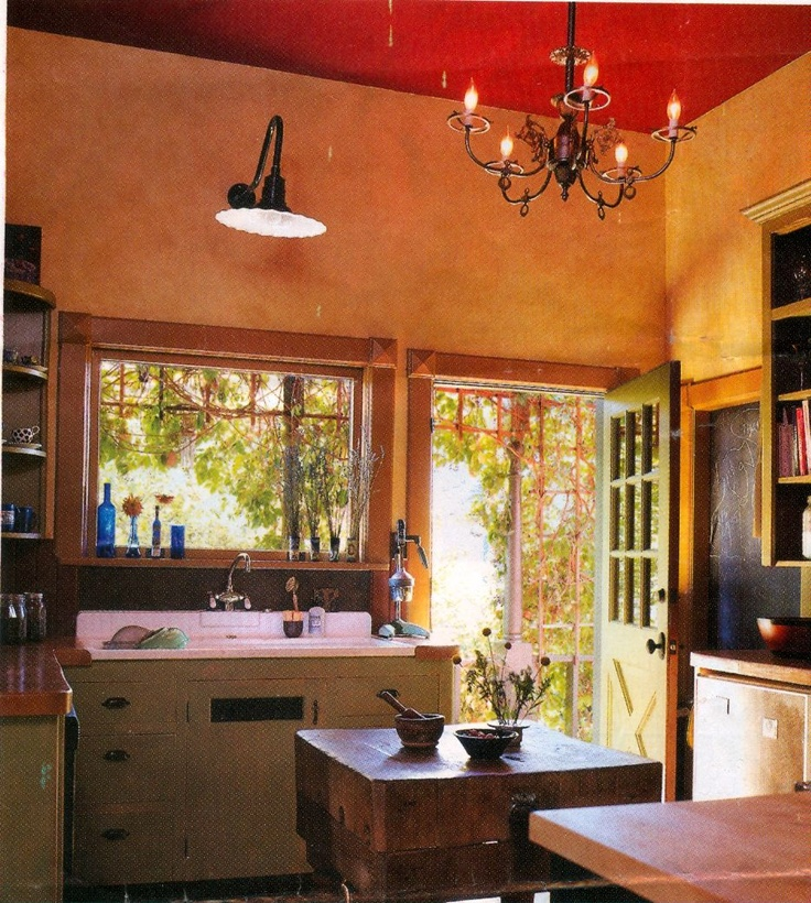 32 Painted Kitchen Wall Designs: 18 Best Terracotta Images On Pinterest