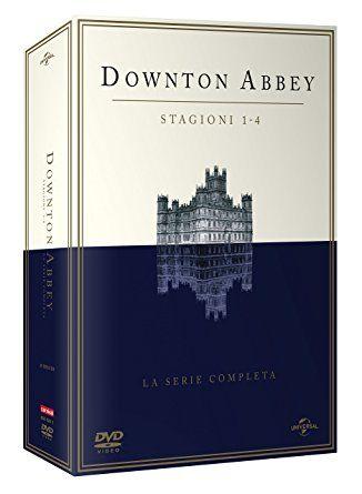 Downton Abbey: Stagione 1-4 (Cofanetto 15 DVD)
