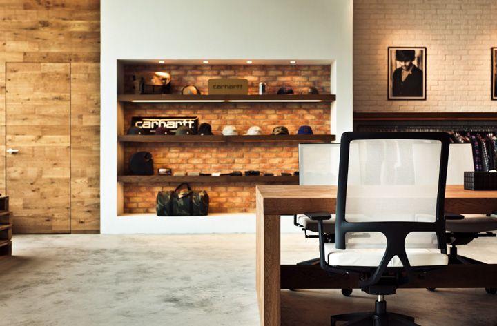 CARHARTT OFFICE&SHOWROOM / FIXONIC / KOWLOON BAY, HONG KONG