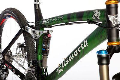 Brand New 2012 MT Bike Ellsworth Truth Frame +Fox Rear Susp Size M + Warranty