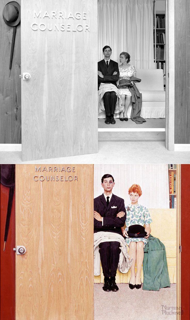 musée Norman Rockwell, Massachusetts : Norman Rockwell, peintre américain, a illustré la couverture du Saturday Evening post de 1916 à 1963! Son style, entre humour et réalisme, est qualifié de nar…