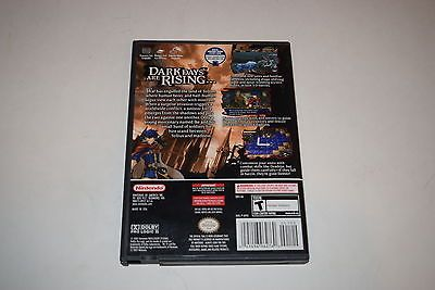 Fire Emblem Path of Radiance Nintendo GameCube Video Game Complete