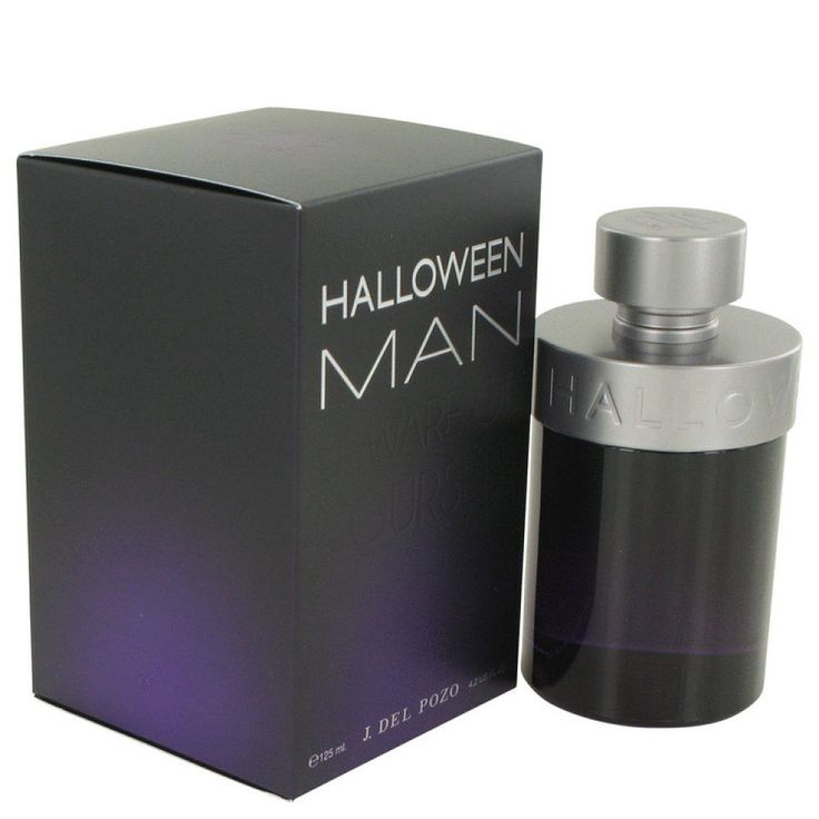 Halloween Man By Jesus Del Pozo Eau De Toilette Spray 4.2 Oz