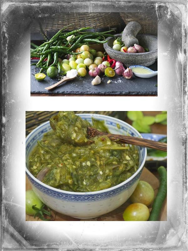 Aneka Sambal ( chili chili n chili )