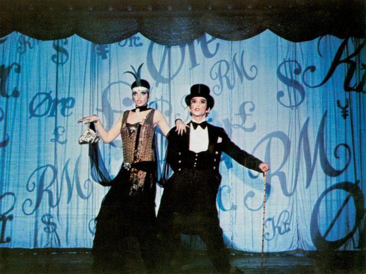 #LizaMinnelli and #MichaelYork #movie #scene #cabaret