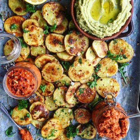 3 veganska röror att äta till potatis eller på mackan