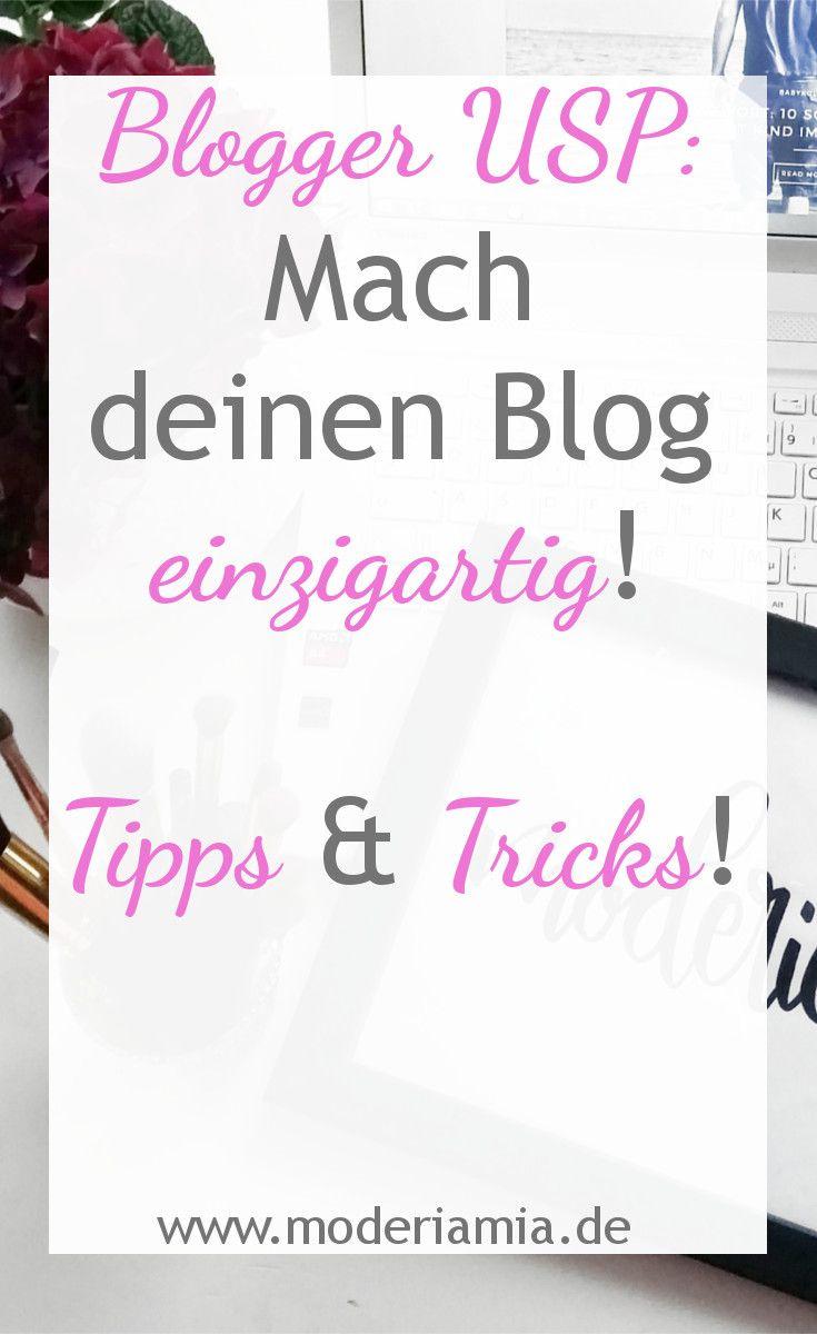 Wie mache ich einen Blog Blogger tipps Kooperationen Blog USP