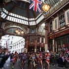 Women's marathon,London Olympic@女子マラソンは、目抜き通りを抜けて。~ロンドン五輪2012~
