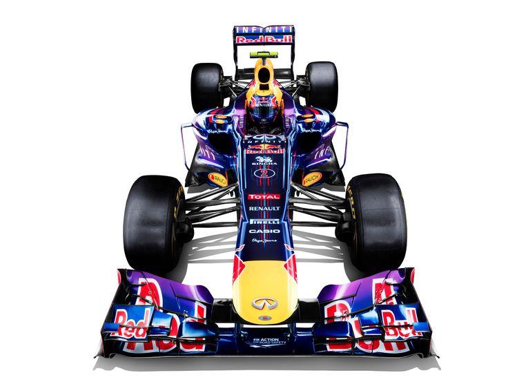 The new Red Bull RB9 was unveiled today.  http://grandprix20.com/2013/02/03/here-is-the-new-red-bull-rb9/  #redbullracing  #markwebber #sebastianvettel
