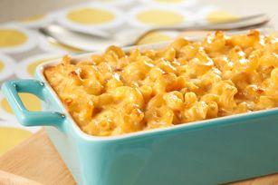 Easy Homemade Macaroni
