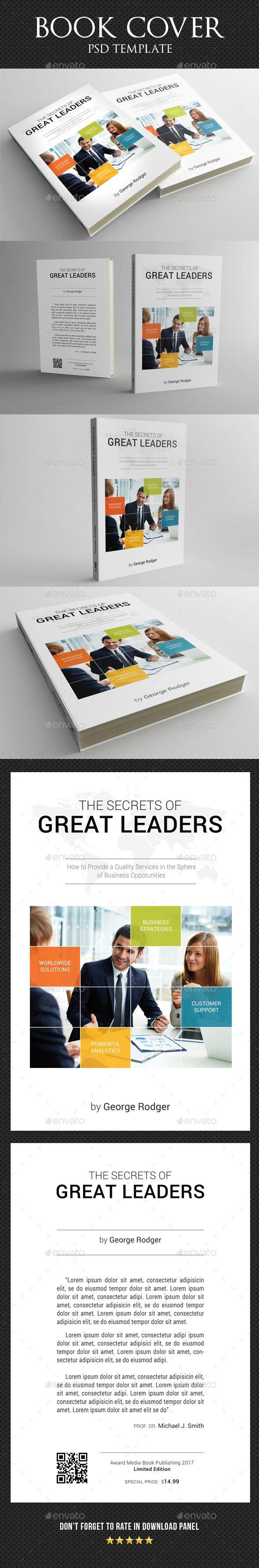 8 besten Book Cover Template Design Bilder auf Pinterest ...