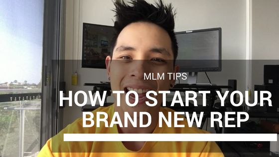 Do you want to know how to start your brand new rep? Comment and share if you get value! http://successwithpeternguyen.com/mlm-tips-how-to-start-your-brand-new-rep/