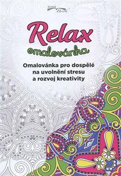 Obálka titulu Relax omalovánka